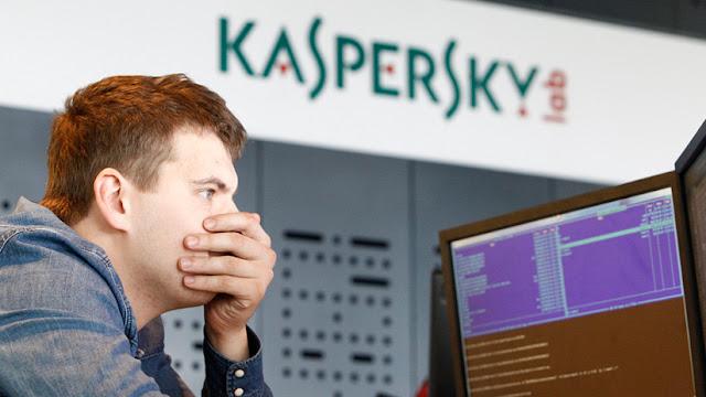 Kaspersky Lab admite haber descargado documentos clasificados de la NSA accidentalmente