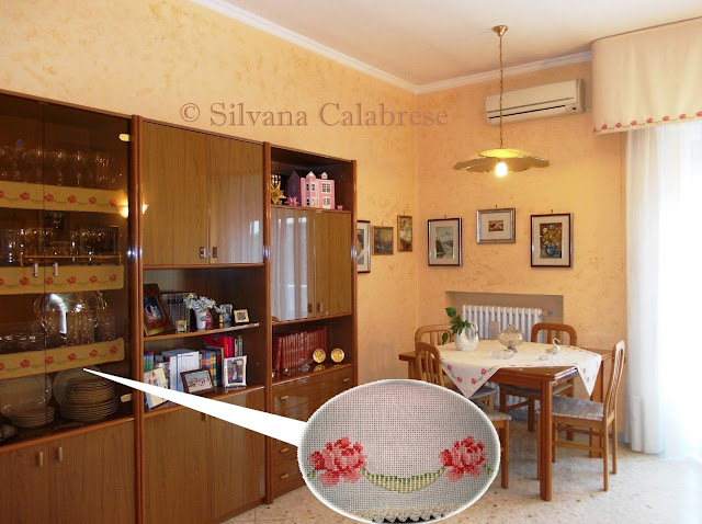 Ricami soggiorno Silvana Calabrese - Blog