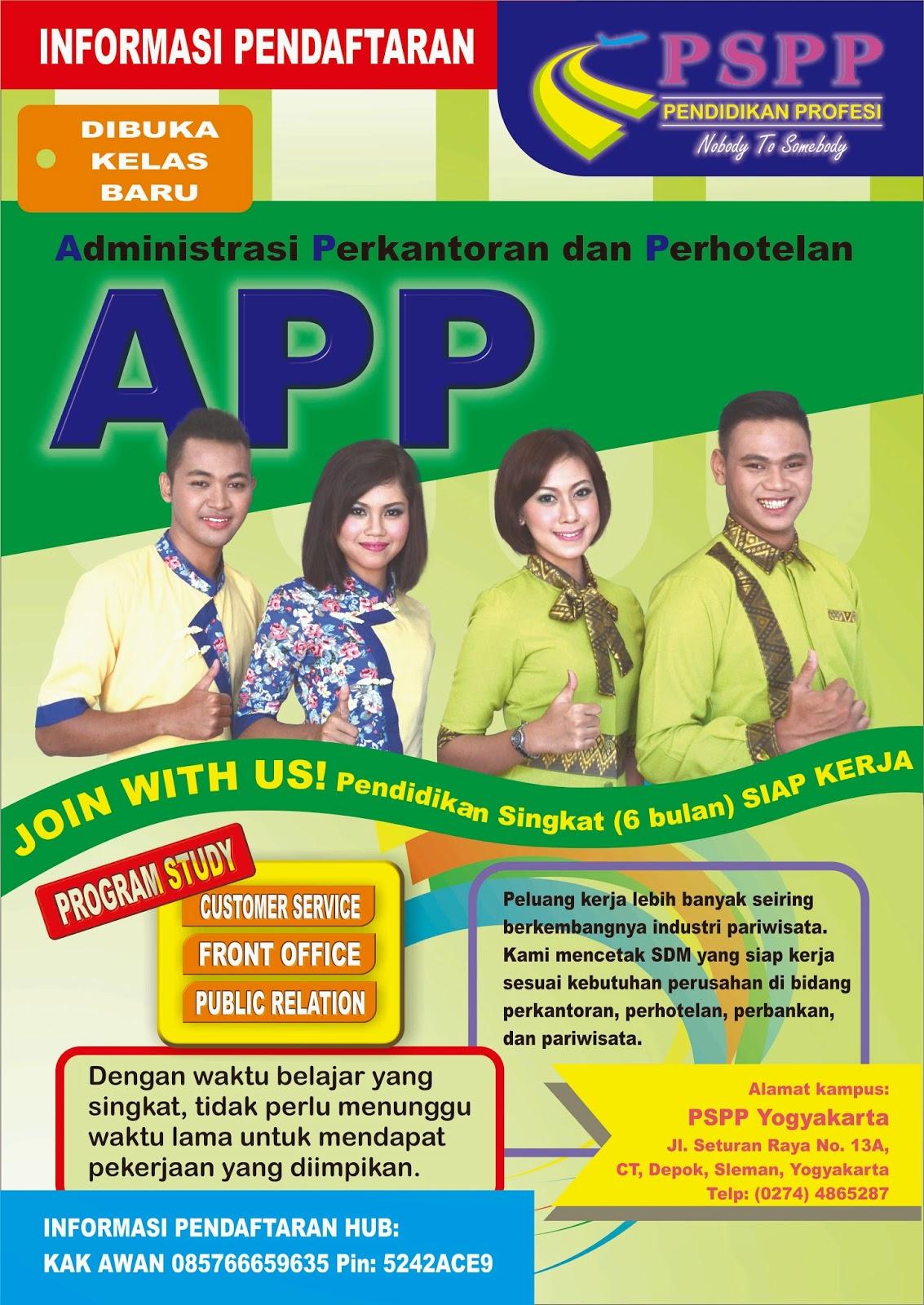 Pendaftaran PSPP APP