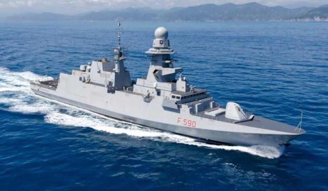 Fregat masa depan Australia akan dilengkapi dengan sistem pertahanan rudal Aegis