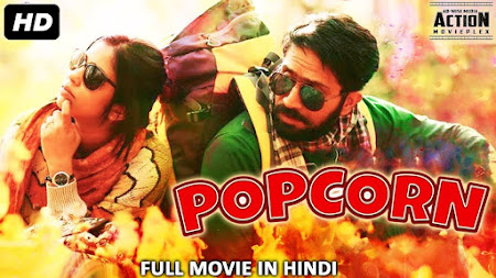 Poster Of Popcorn Full Movie in Hindi HD Free download Watch Online 720P HD