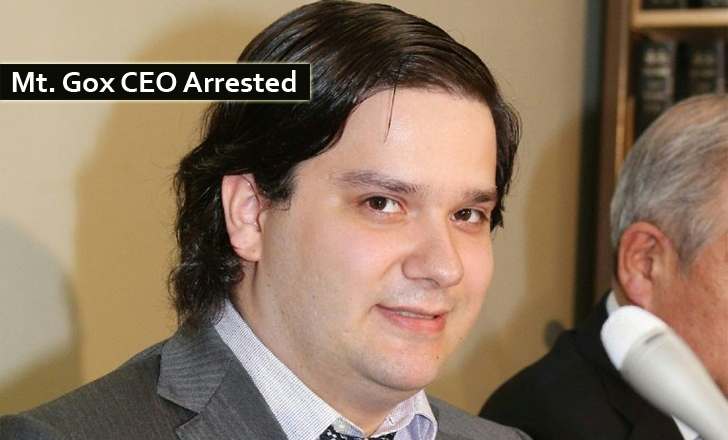 Mt.Gox Bitcoin Exchange CEO Arrested by Japanese Police