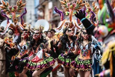 Fiesta de la Candelaria Puno, Puno, Candelaria Puno 2018