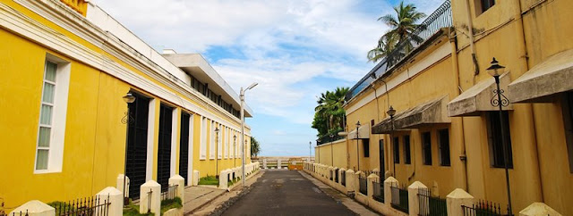 The French Colonies of Pondicherry