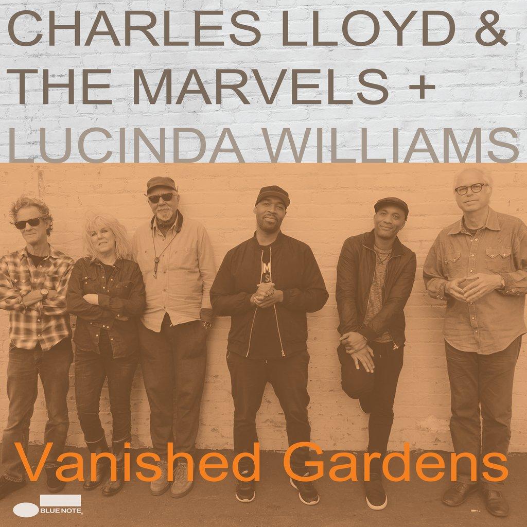 Londonjazz Cd Review Charles Lloyd The Marvels Lucinda