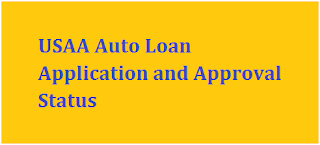 USAA Auto Loan Application