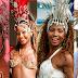 As musas do carnaval e o mito da beleza