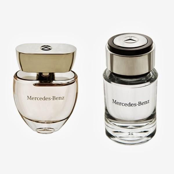 infarbe neu damen und herren parfum von mercedes benz. Black Bedroom Furniture Sets. Home Design Ideas