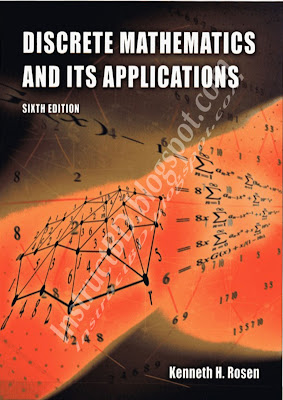 Discrete Mathematics and It's Application Book by Kenneth H. Rosen (6th Edition)