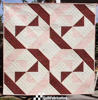 Jess quilt by QuiltFabrication