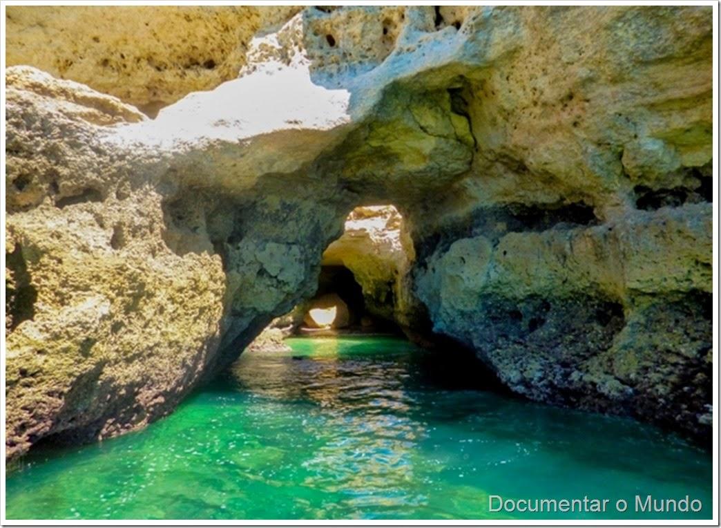 Praias Algarve; Férias Algarve; Grutas Marinhas no Algarve; Sea Caves Algarve; Grotten Fahrt Algarve