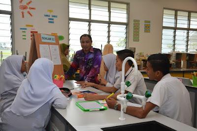 Pelaksanaan Pembelajaran Abad 21 di sekolah makin meluas