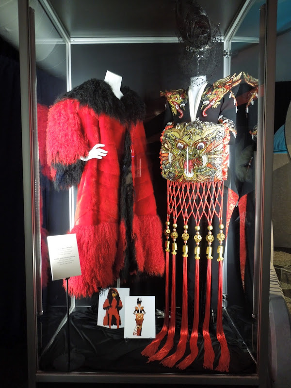 101 Dalmatians Cruella deVil movie costumes