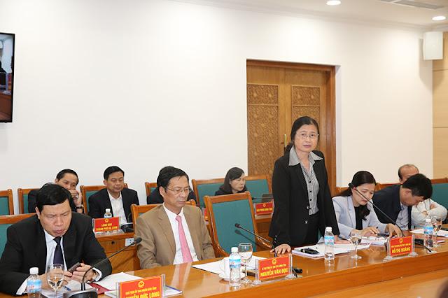 Lãnh đạo tỉnh Quảng Ninh