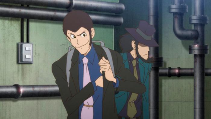 Lupin III anime especial 2019