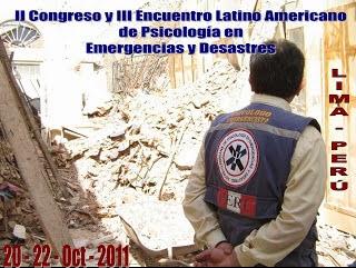 Historia De La Psicologia De Emergencias Y Desastres Evolucion Historica De La Psicologia En Emergencias Y Desastres