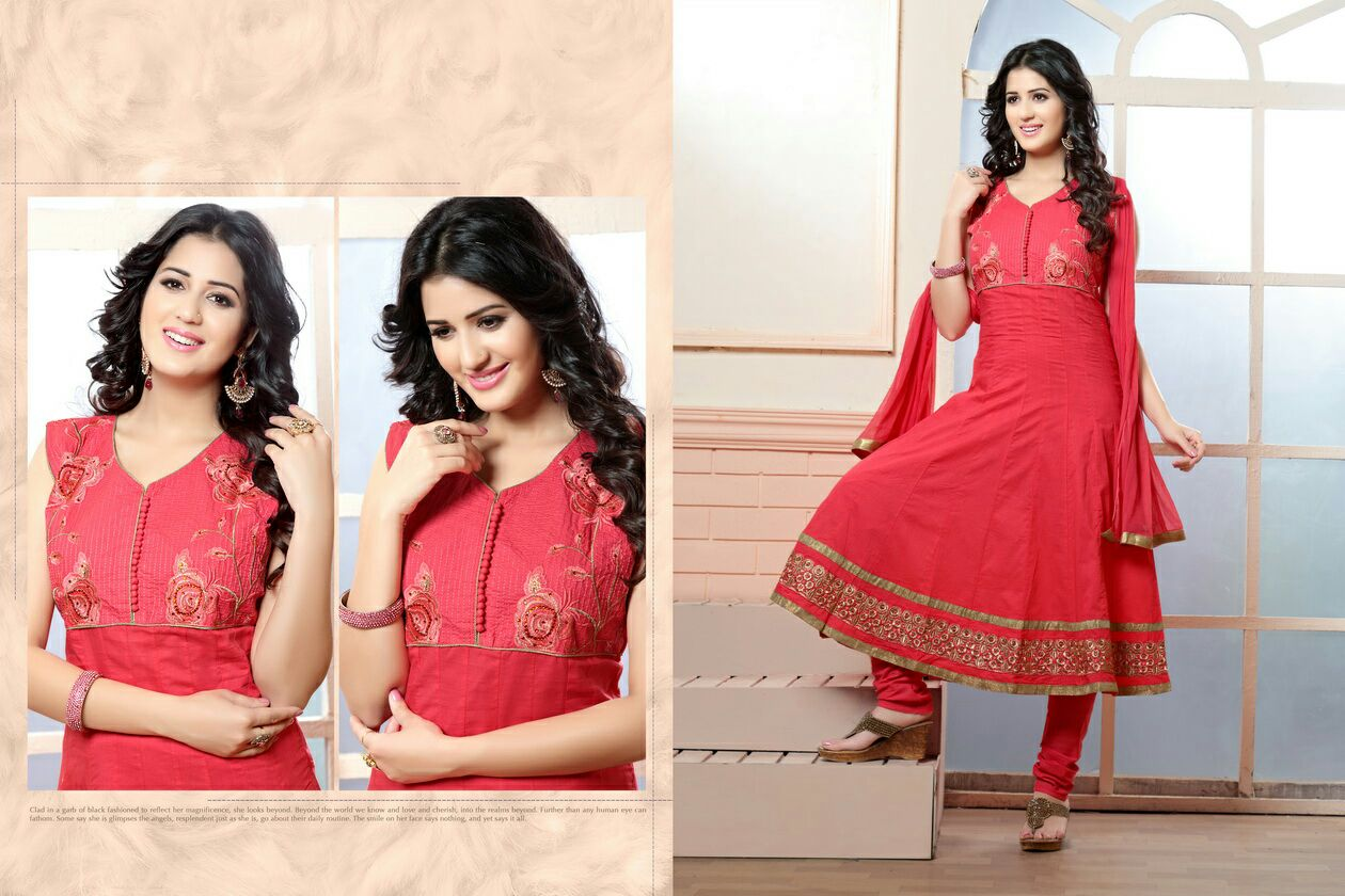 KS Pichkari-Designer Stylish Ready to wear Anarakali suit