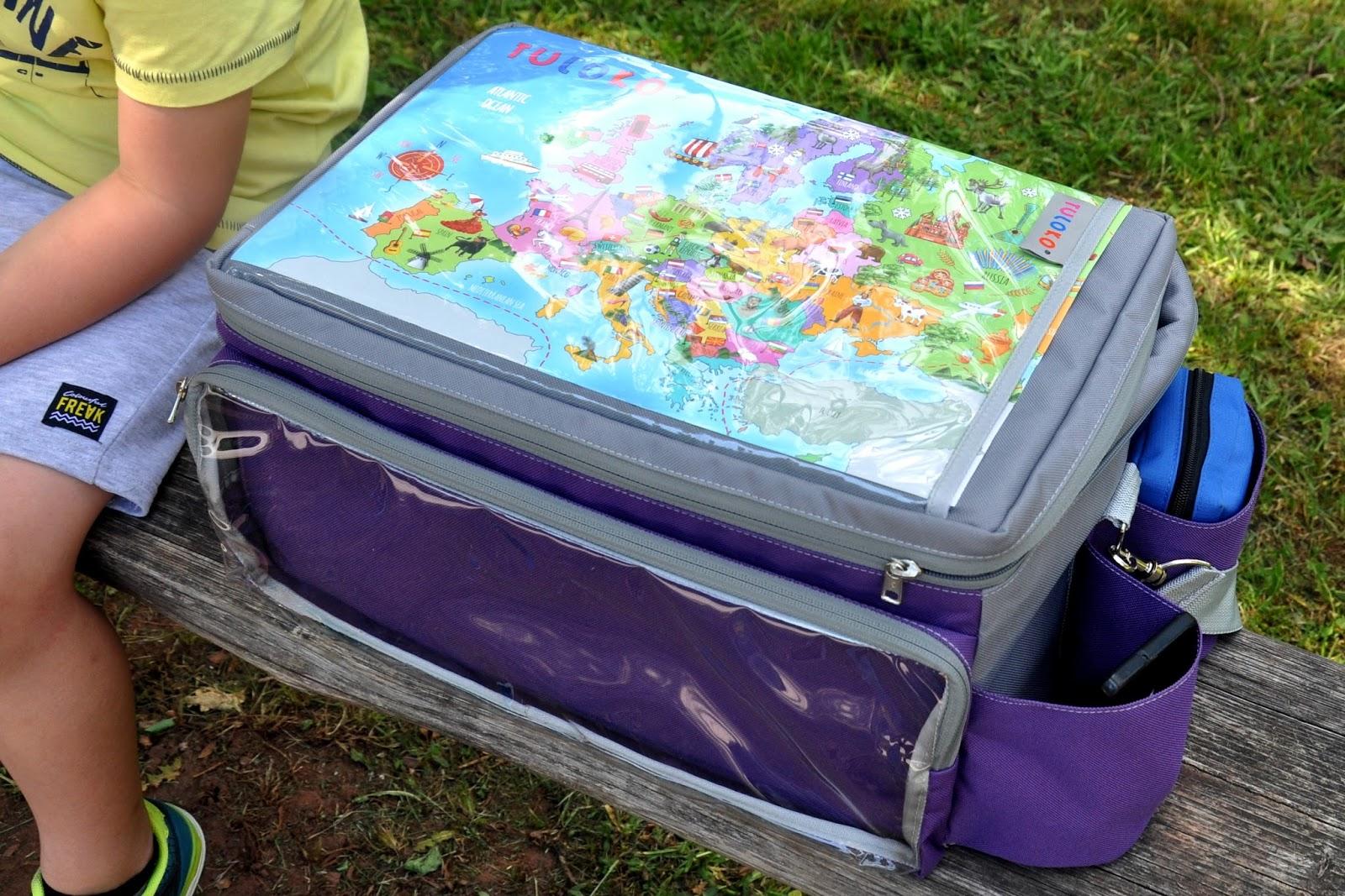 Moja ulubiona torba podróżnika ;)