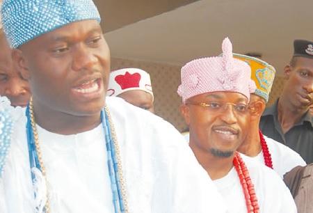 Oluwo and OOni of ife
