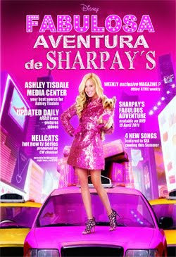 o filme as aventuras de sharpay dublado