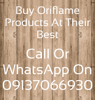 Call on 09137066930 for buying Oriflame products