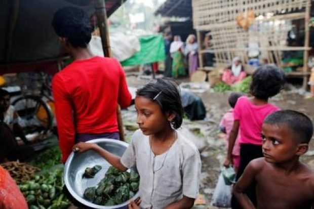 Ribuan Orang di Inggris Tandatangani Petisi Terkait Krisis Rohingya
