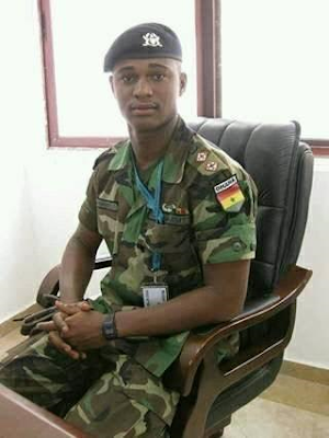 Lynched Ghanaian soldier, Captain Mahama to be buried Friday