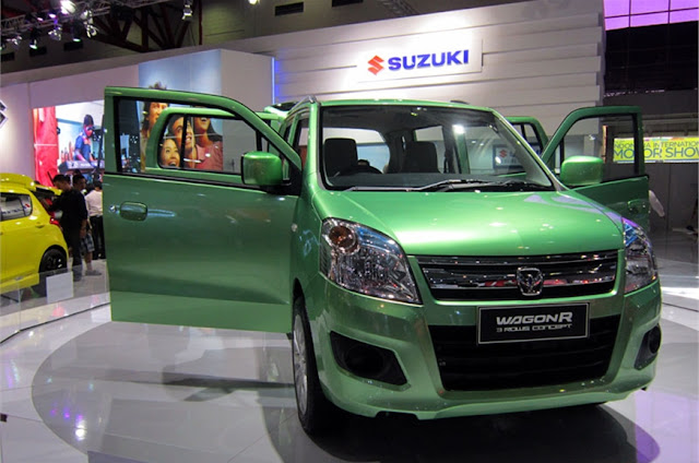 Maruti Wagon R 7 Seater MPV Launch Date