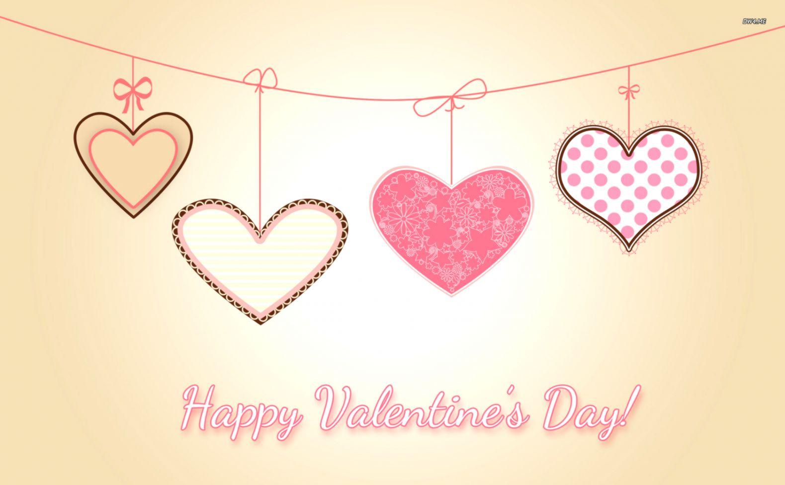 Happy Valentines Day Desktop Wallpaper Wallpapers Legend