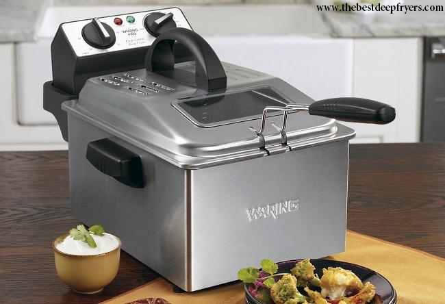 Waring Pro 3 Basket Deep Fryer