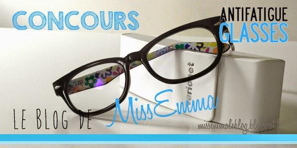 Concours Antifatigue Glasses
