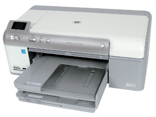 HP Photosmart D5460 Driver Download
