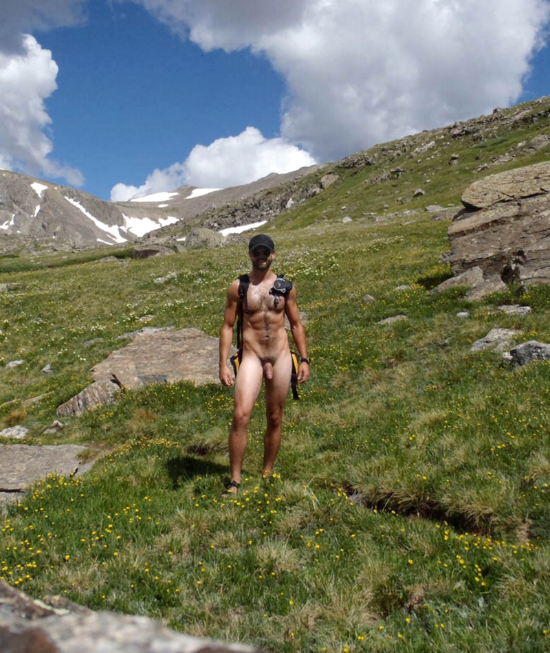 Naked Hiking Day 97