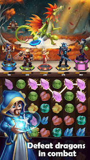 Dragons & Diamonds Mod Apk v1.0.0 (Unlimited Money)