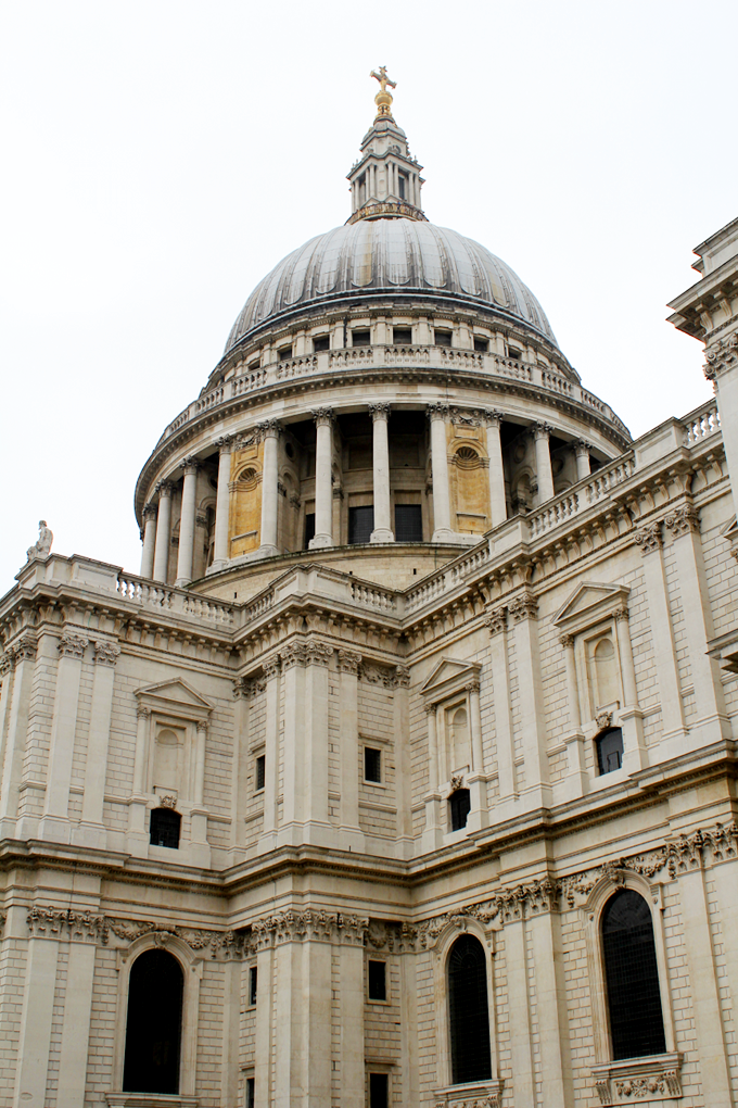 St Paul's Cathedral - The Wayfarer