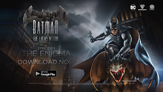 Game Batman: The Enemy Within