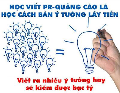 Hãy là người học cách bán ý tưởng lấy tiền bạn nhé