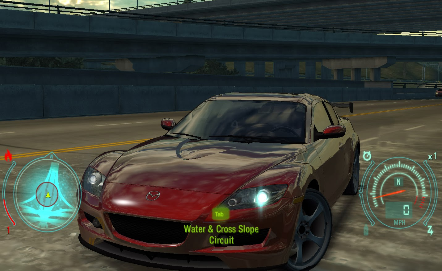 Need For Speed: Undercover Free Full PC Game