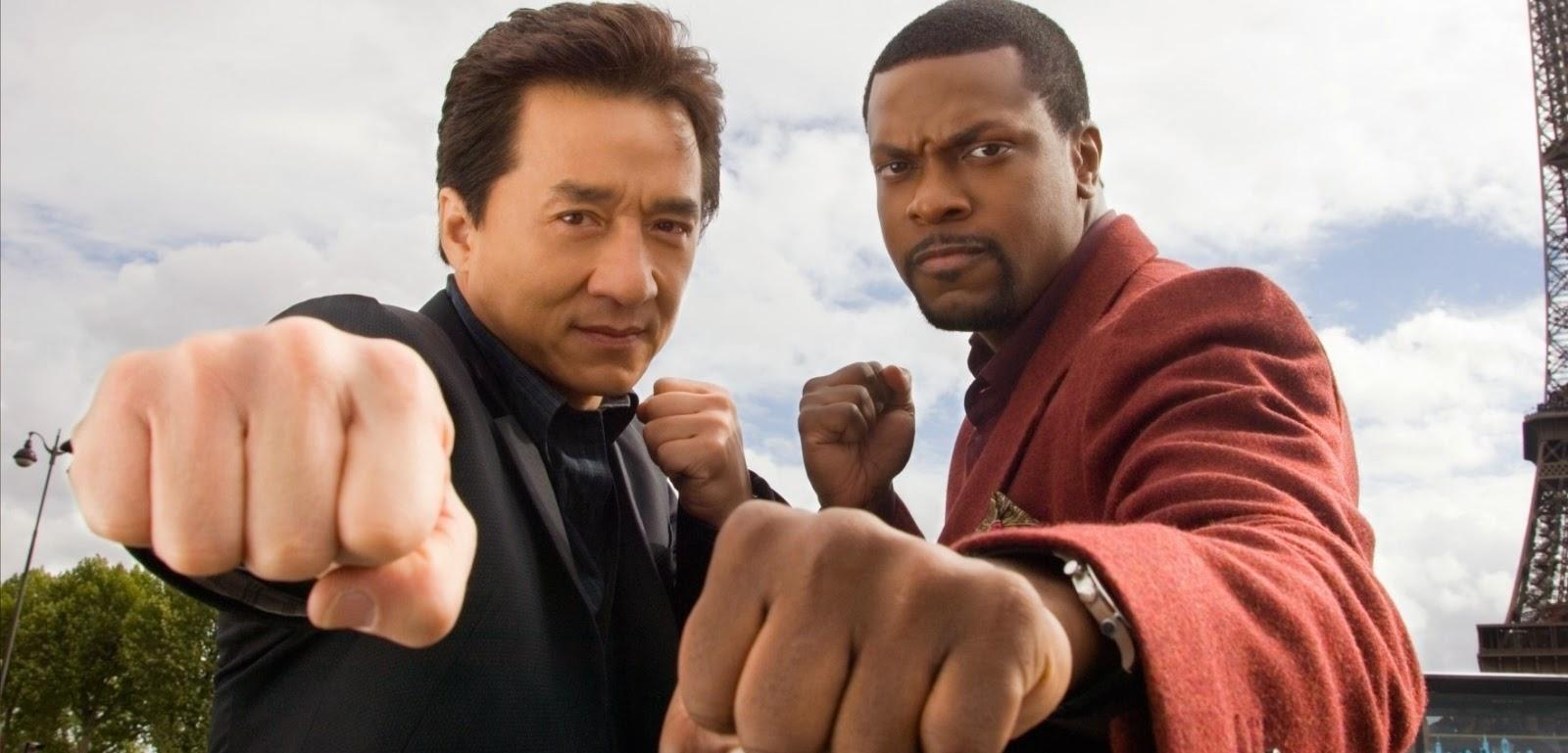Jackie Chan é procurado para estrelar A Hora do Rush 4 e Os ...