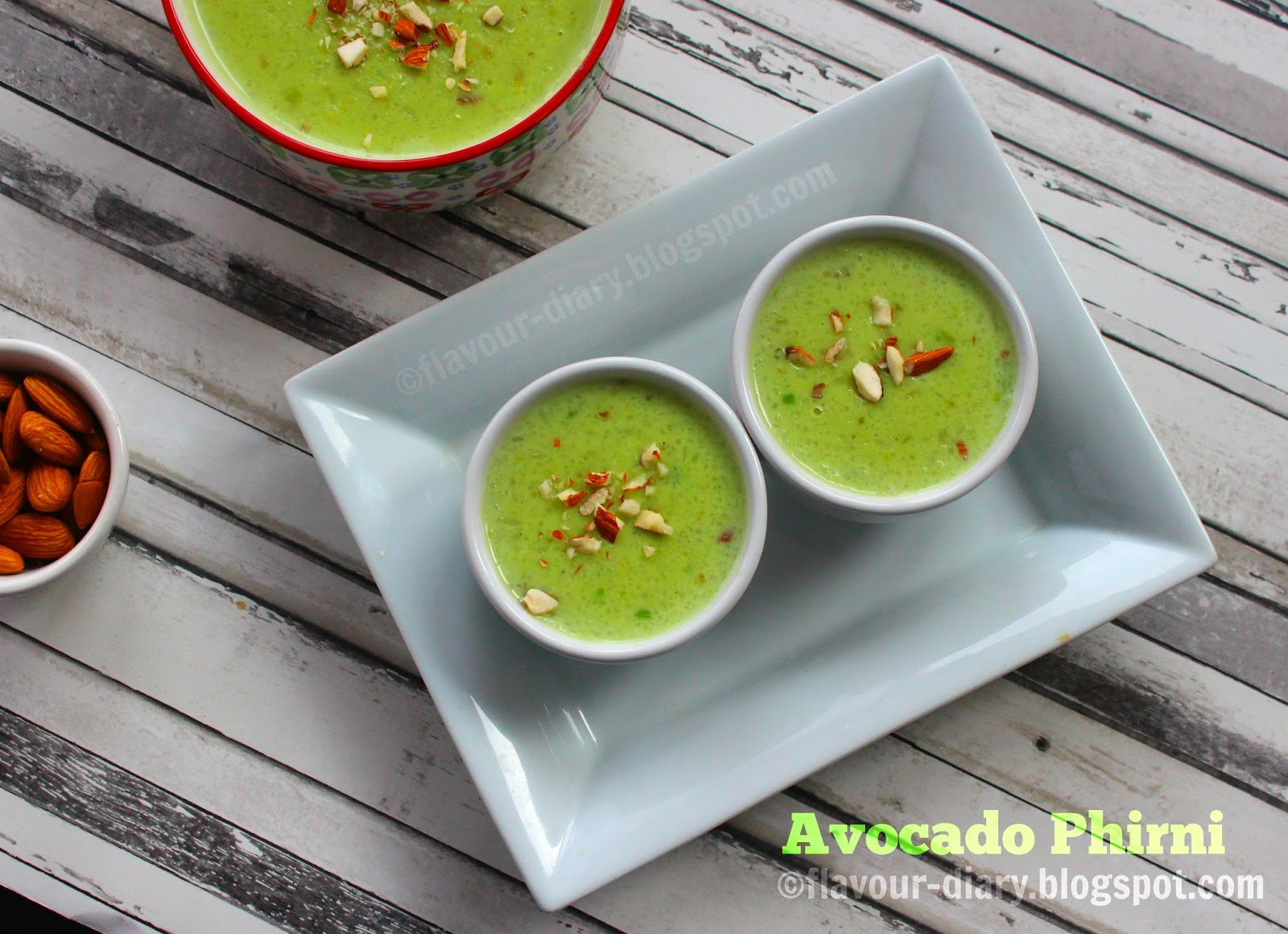 Avocado Phirni Recipe