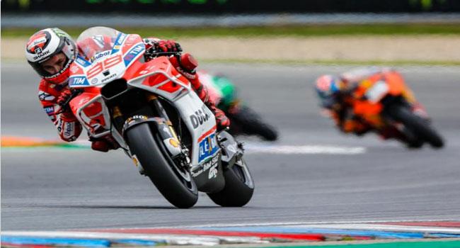 Tim Ducati Lakukan Kesalahan, Jorge Lorenzo Enggan Marah-Marah... Wiih Bijak..!!