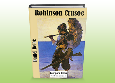 Robinson Crusoe - William Defoe