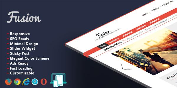 Fusion-elegant-blogger-template