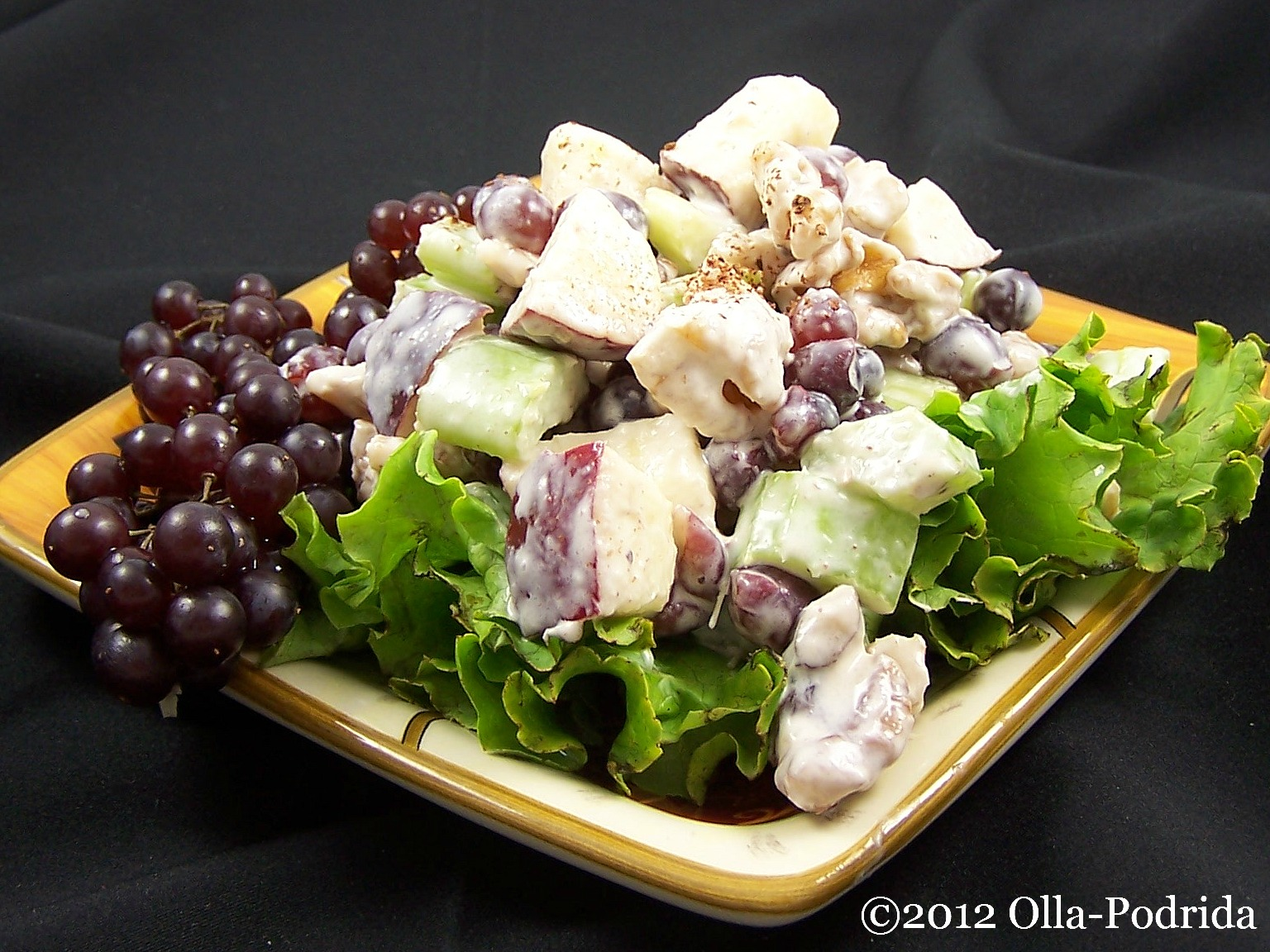 Olla-Podrida: Waldorf Salad