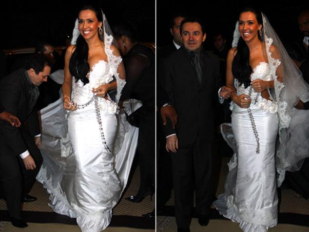 Terço para noivas, casamento Giovanni sertanejo