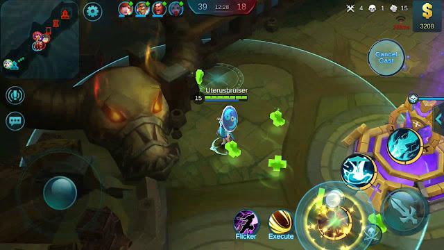 Trik cepat dapat battle poin di mobile legend dalam 3 menit