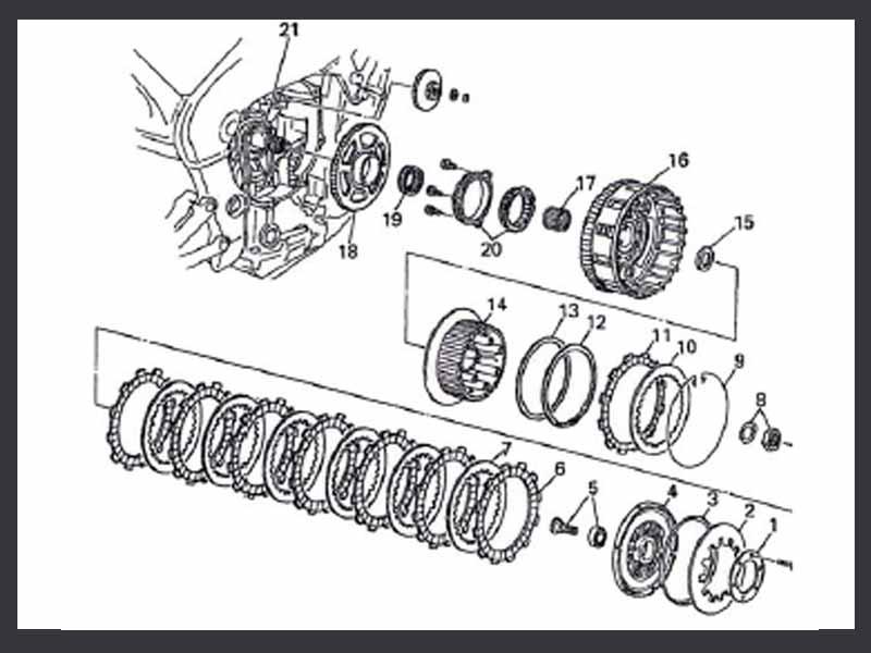 Fungsi Kopling Otomatis dan Komponennya ~ Review Lengkap