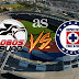 Lobos BUAP vs Cruaz Azul. En vivo.on line- liga MX fecha 17- 21/ 10/ 2017