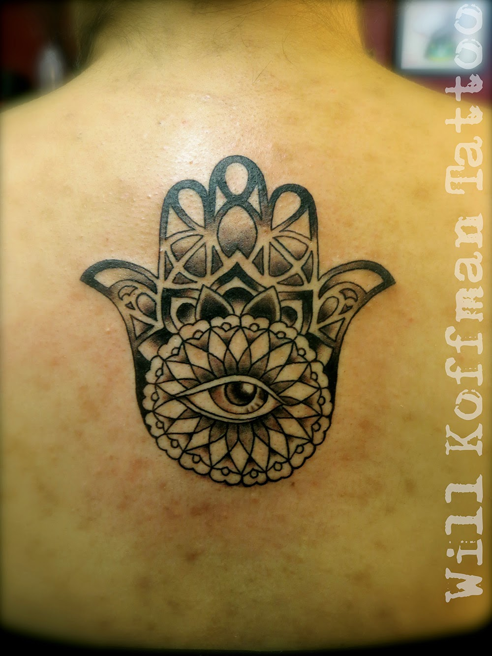 Hand Of Fatima Islam Tattoo   www.imgkid.com - The Image ...