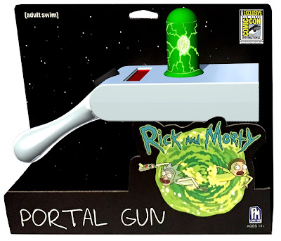 San Diego Comic-Con 2017 Exclusive Rick & Morty Portal Toy by UCC Distributing